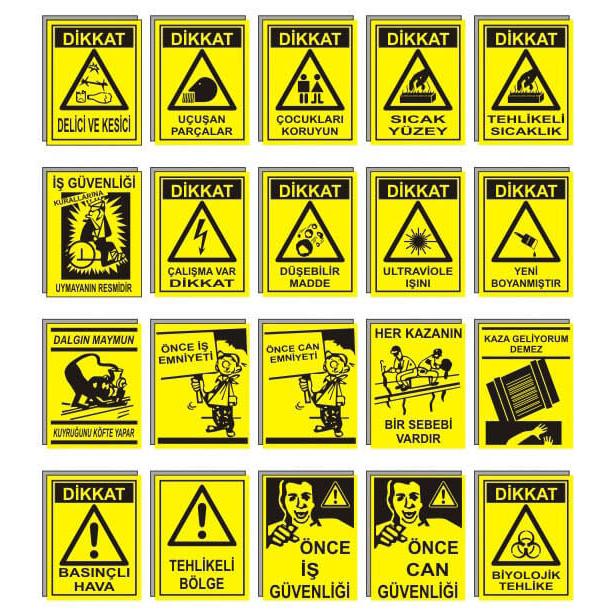 Uyarı İşaretleri