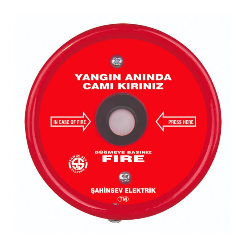 Yangın Düğmesi